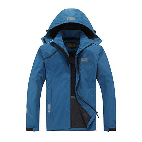 Liuxiaomiao Heren ski-jack Outdoor Waterdichte Winddichte Jas Eenlaags Dunne Winddichte Mountain Regenjas Heren ski-jas