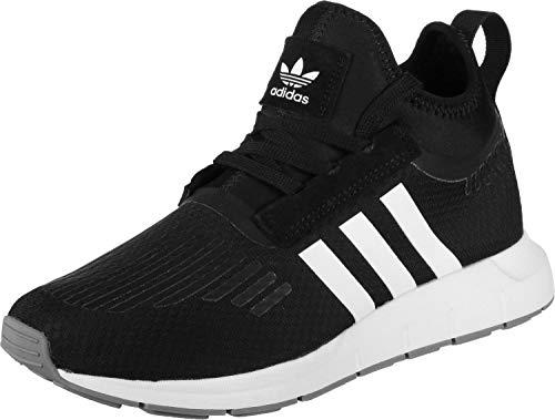 Adidas Swift Run Barrier Hombre Zapatillas Negro