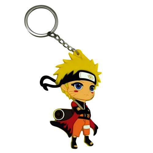Mingzuo Naruto Keychain - Immortal Uzumaki Naruto Keychain -...