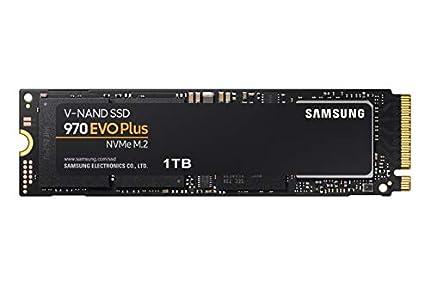 Samsung 970 Evo Plus, Unidad de Estado Sólido M.2 1000GB V-NAND MLC, PCI Express 3.0, Negro