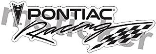 pontiac racing stickers