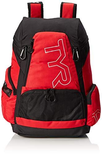 TYR Alliance 30l Backpack red/Black 2019 Schwimmrucksack
