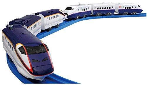 『プラレール E3系新幹線つばさ&E2系新幹線連結セット』の1枚目の画像