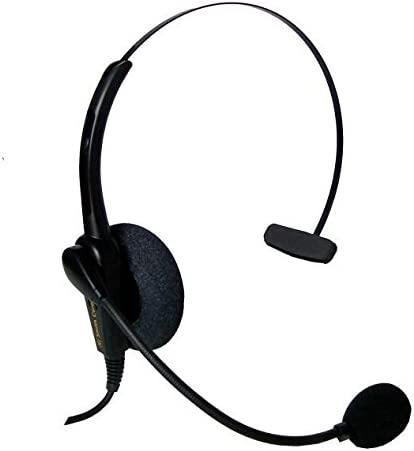 discount Classic online Headset Monaural Noise Canceling which includes Smart Cord for different discount telephone Applications, Plantronics compatible QD outlet sale