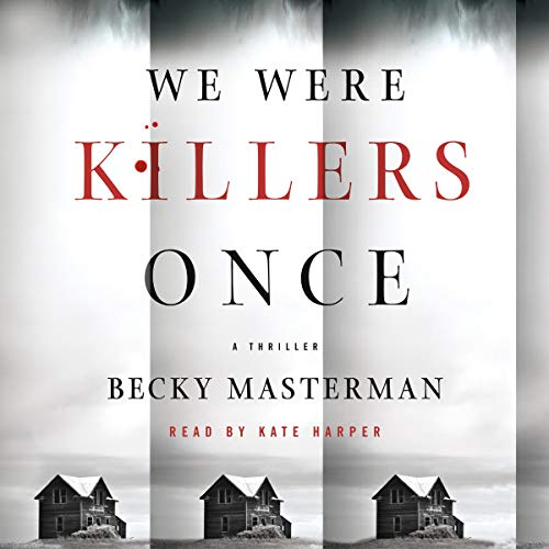 We Were Killers Once audiobook cover art