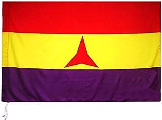 Amazon.es: Bandera Republicana - 3 estrellas y más