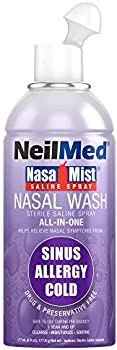 Neil Med Nasa Mist Multi Purpose Saline Spray, 6.0 ounces
