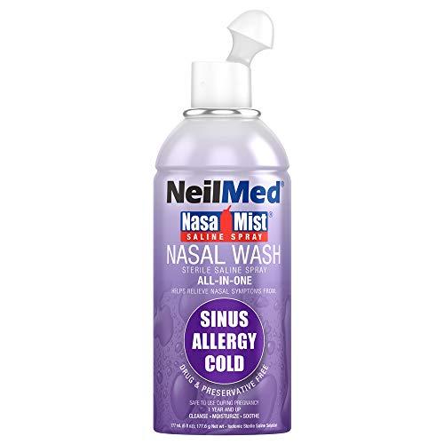 Neil Med Nasa Mist Multi Purpose Saline Spray Now $4.28 (Was $13.99)