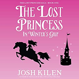 The Lost Princess in Winter's Grip audiobook cover art