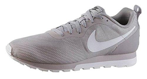Nike Herren Sneaker Mid Runner 2 Eng, Zapatillas para Hombre, Gris (Atmosphere Grey/Whit 006), 39 EU