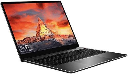 Chuwi Laptop-PC GemiBook Ultrabook 13 Zoll Intel Celeron J4115 Win10 bis zu 2,5 GHz 12 GB RAM 256 GB SSD 2160 x 1440 2K, Type-C 2,4 G/5 G WiFi 38 W