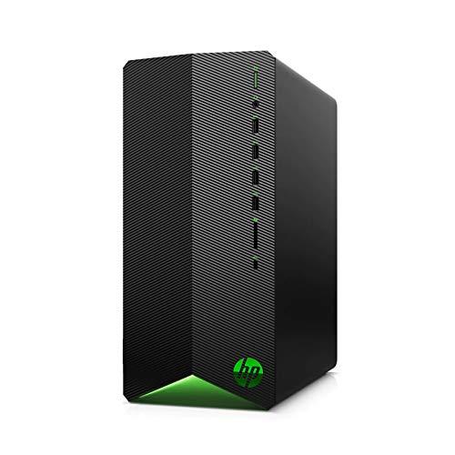 HP ゲーミング デスクトップPC インテル Core i5 NVIDIA GeForce GTX 1650 メモリ8GB 256GB SSD 1TBハード...