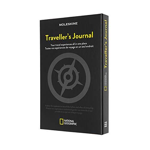 Moleskine - National Geographic Travel Journal - Taccuino di viaggio