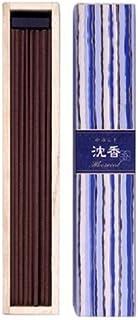 Nippon Kodo Kayuragi Japanese Incense Sticks - Aloeswood 40 Sticks