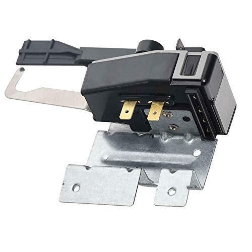 Washer Lid Switch Lock Assembly for Exact Replacement Frigidaire 145328, 3204390, 3204391, 3205646, PS648775, etc.