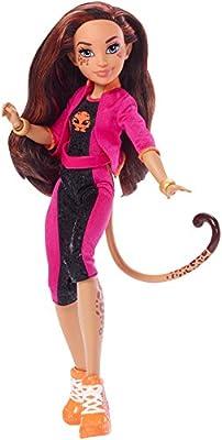 DC Super Hero Girls Cheetah Fashion Dolls