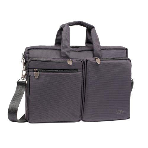 Rivacase - hochwertige Notebooktasche / Schultertasche für Notebooks bis 16