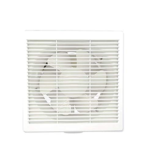 ZYING Wall Mounted Exhaust Fan Variable Speed, Vent Fan for Home Attic, Shed, or Garage Ventilation, Speed Selector, Quiet