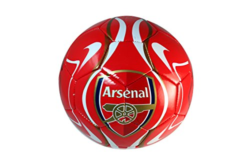 RHINOXGROUP Arsenal Authentic Official Licensed Soccer Ball Size 4 -001