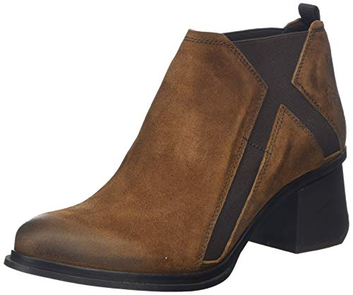 Fly London Damen JOKO531FLY Stiefeletten, Braun Cognac 005, 41 EU