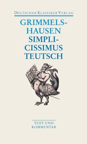 Simplicissimus Teutsch (DKV Taschenbuch)