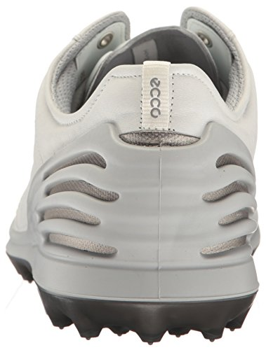 Ecco ECCO MEN'S GOLF CAGE PRO, shoes homme - Blanc (1007White), 40