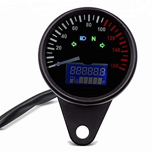 Motorrad Tachometer für BMW R 65/45 KTX schwarz