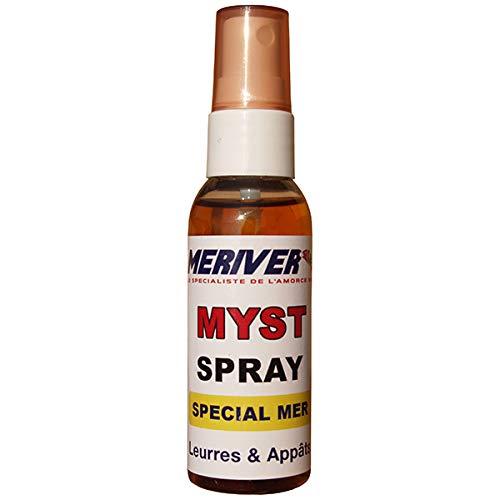 Spray attractant Liquide Myst spécial Mer 50 ML pêche...