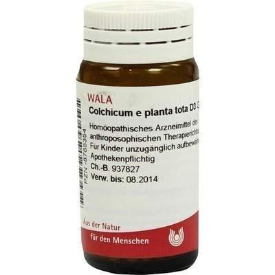 COLCHICUM E planta tota D 3 Globuli 20 g