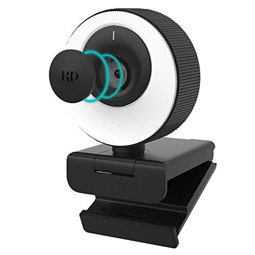 Webcam 1080P 60Fps Enfoque Automatico Marca coship