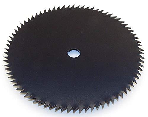 Ratioparts Lame de scie 80 dents Diamètre extérieur 230 mm Diamètre extérieur 20 mm Épaisseur 1,6 mm