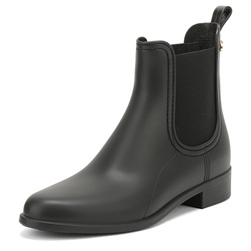 Lemon Jelly Damen Splash Chelsea Boots, Schwarz (Black Mate 01), 39 EU