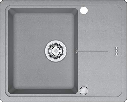 Franke Küchen-Spüle Basis BFG 611-62 (114.0301.333) - Fragranit Steingrau