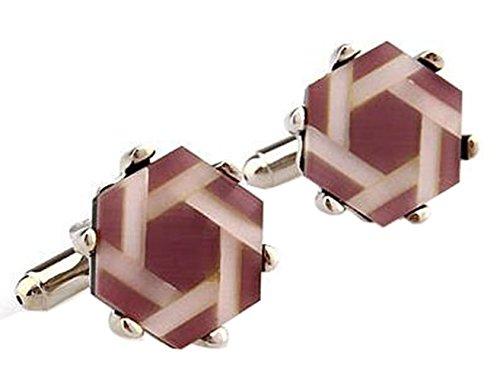 Gudeke Hommes de manchette en cristal Accessoires Fabricant