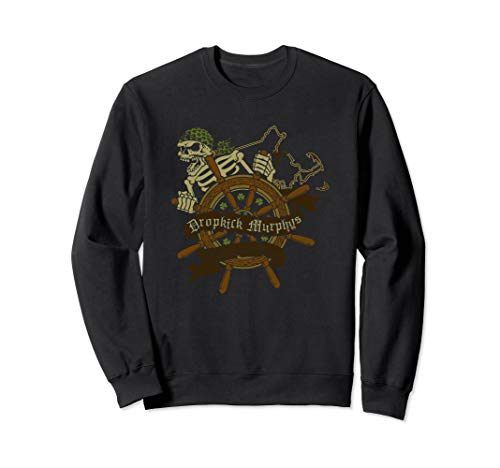 Dropkick Murphys - Shipping Up To Boston - Official Merch Sweatshirt