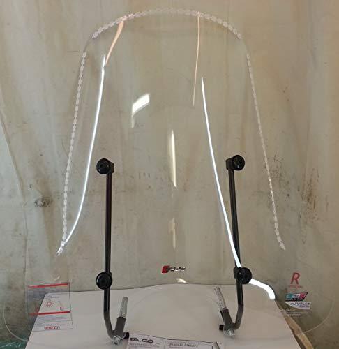 Feu arrière universel cyclomoteur y compris une ampoule
