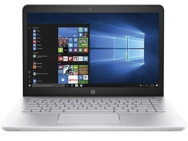 Product Image 7: HP Pavilion 14″ HD Notebook , Intel Core i5-7200U Processor up to 3.10 GHz, 8GB DDR4, 1TB Hard Drive, No DVD, Webcam, Backlit Keyboard, Bluetooth, Win 10