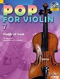Pop for Violin 7 - arrangiert für Violine (eins - zwei Violinen) mit CD [Noten / Sheetmusic]