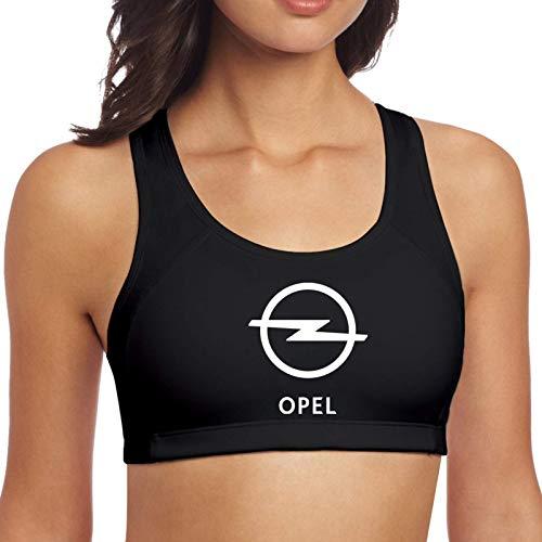 O-Pel Logo Women's Sports Bra Workout Yoga Vest Fitness Tank Tops Bra