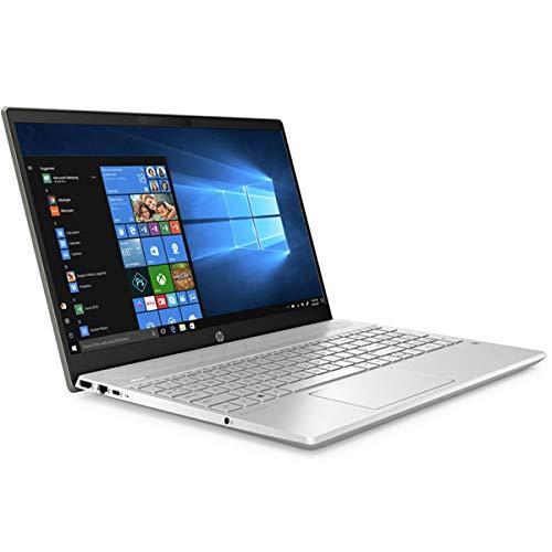 HP Pavilion 15-cw1011na, Silver, AMD AMD Ryzen 7 3700U, 16GB RAM, 512GB SSD, 15.6' 1920x1080 FHD, HP 1 YR WTY + EuroPC Warranty Assist, (Renewed)