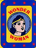 Wonder Woman: A Ms Book 0030053765 Book Cover