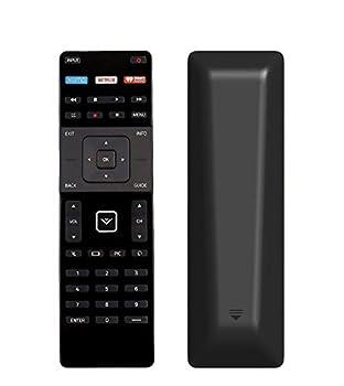 New XRT122 Remote fit for VIZIO TV E32-C1 E32H-C1 E40-C2 E40X-C2 E43-C2 E48-C2 E50-C1 E55-C1 E55-C2 E60-C3 E65-C3 E65X-C2 E70-C3 D43-D2 D48-D0 D50-D1 D50U-D1 D55-D2 D55U-D1 D58U-D3 D60-D3 D70-D3
