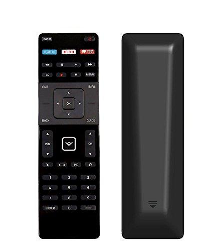 New XRT122 Remote Control with XUMO Netflix IheartRadio Keys for Vizio LED Smart TV D24-D1 D28H-D1 D32-D1 D32H-D1 D32X-D1 D39H-D0 D40-D1 D40U-D1 D43-D1 D43-D2 D48-D0 D50-D1 D50U-D1 D55-D2 D55U-D1
