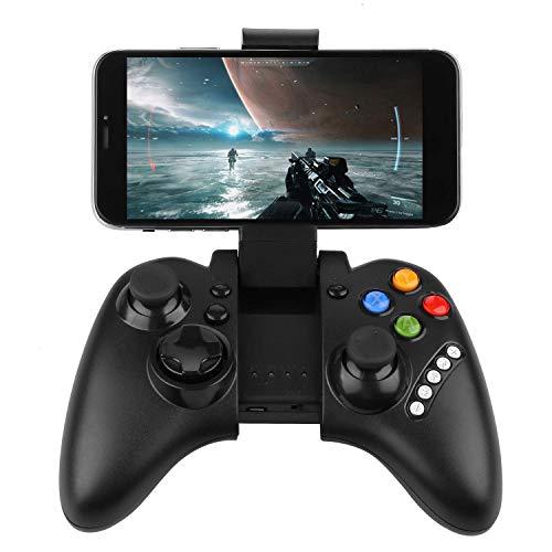 powerlead gapó Télécommande Bluetooth Wireless Gamepad classique du jeu (avec fonction de souris) pour PC Samsung Moto HTC addroid TV Box Tablette PG9021
