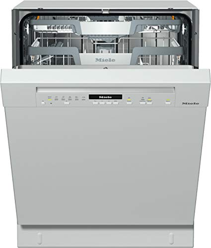 Miele G7102 SC Freestanding Dishwasher with AutoOpen Drying, 14 Place Settings, White
