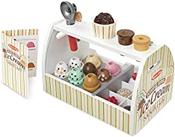 Melissa and Doug Scoop and Serve Ice Cream Counter