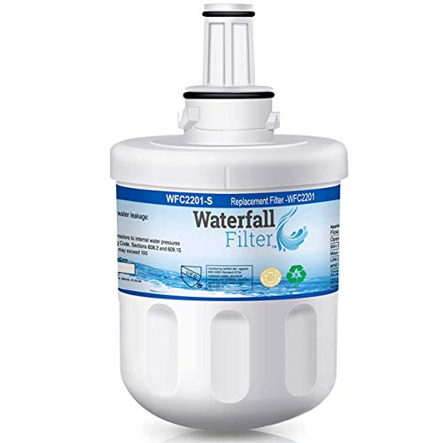 Price comparison product image Waterfall Filter - Refrigerator Water Filter Compatible with DA29-00003G Refrigerator Water Filter,  Compatible with Samsung DA29-00003G