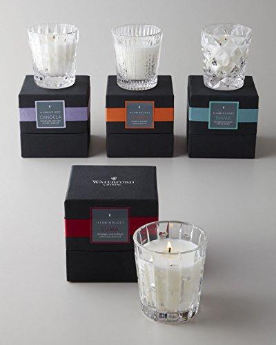 Waterford Illuminology Candela Filled Candle- Lavender Cedar Fragrance