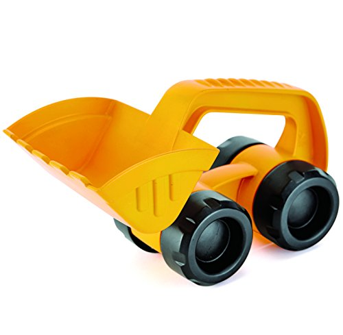 Hape Beach and Sand Toys Monster Digger Toys, Yellow, L: 9.1, W: 5.1, H: 5.3 inch