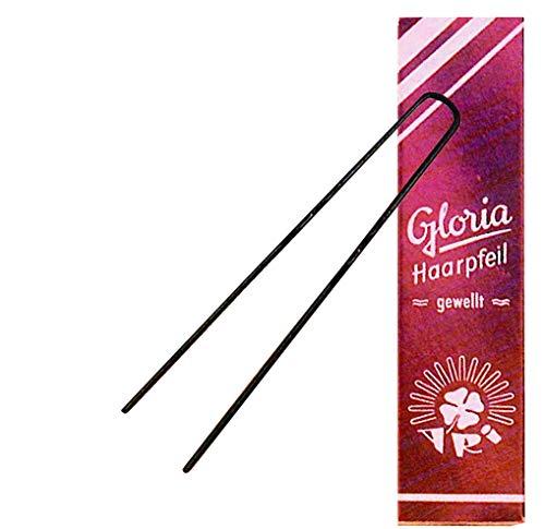 Ari Gloria Haarpfeile gewellt, 95 mm, 10...